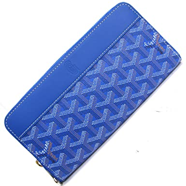 outlet store 30c6c a8f6e Amazon.co.jp: GOYARD(ゴヤール) ラウンドファスナー長財布 ...