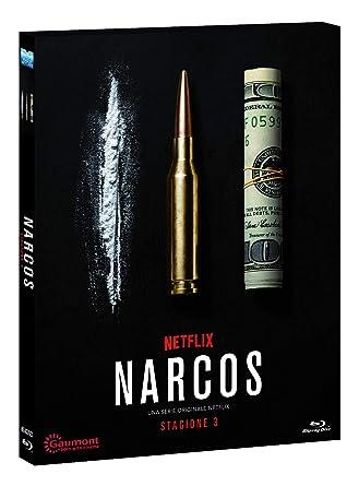 Blu Narcos Blu it ray 3 DVD in Ray Stagione e 03 Amazon Acquista wBxZTfqx