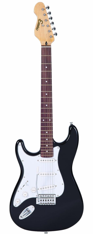 Encore EBP-LC3T Negro de la guitarra eléctrica Equipo, zurdo: Amazon.es: Electrónica