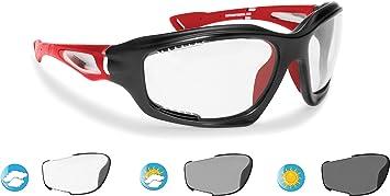 Bertoni - Gafas de sol deportivas, fotocromáticas, antivaho para ...
