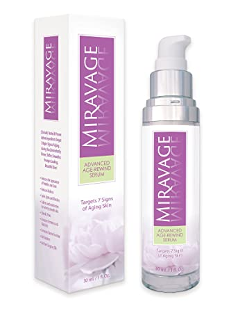 Amazon Com Miravage Facial Redness And Rosacea Relief Cream