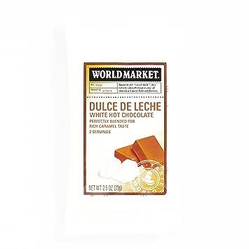 Dulce de Leche White Choco Mix 2.5 oz each (1 Item Per Order, not
