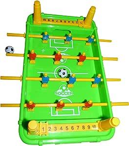 A140F futbolín futbolín jugador 5en1 conjunto con otros juegos de deportes como el baloncesto Golf Hockey de Billar: Amazon.es: Juguetes y juegos