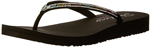19c62cf385fe Skechers Womens Meditation - Desert Princess Flip Flops  Amazon.ca ...