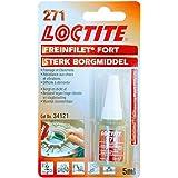Loctite LT 1831703 Roulements 587182 Produit d'Assemblage Haute, Rouge, 5 ml