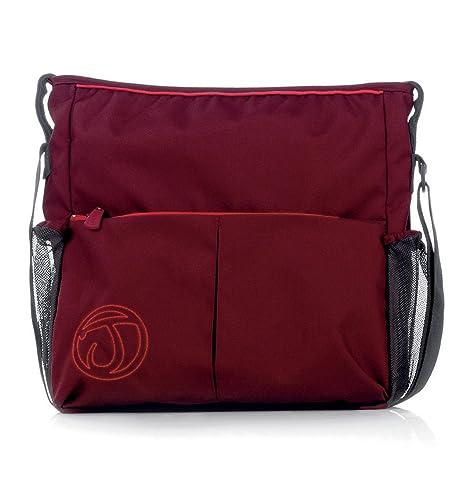 Jane Muum Bolso para carrito (Crimson)