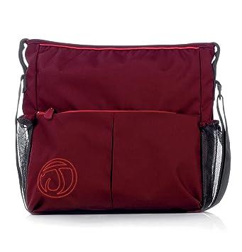 Amazon.com : Jane Muum Pram Bag (Crimson) : Baby