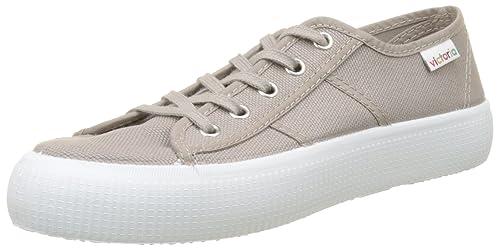 Victoria Basket Lona Gruesa, Zapatillas para Mujer: Amazon.es: Zapatos y complementos