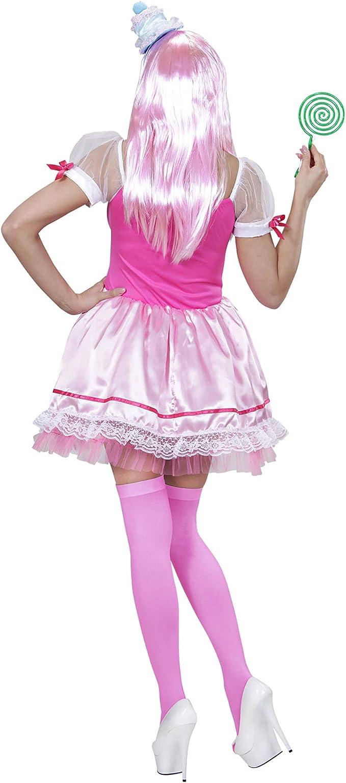 WIDMANN Disfraz de Cupcake Rosa Mujer - S: Amazon.es: Juguetes y ...