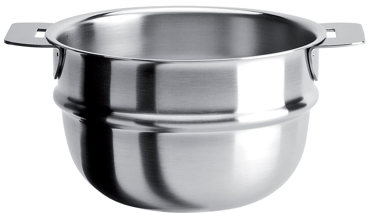 Cristel EMB12QL Strate Stainless Steel Removable Double Boiler EBM12QL