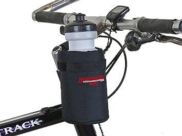 Bushwhacker Shasta Black Insulated Bike Water