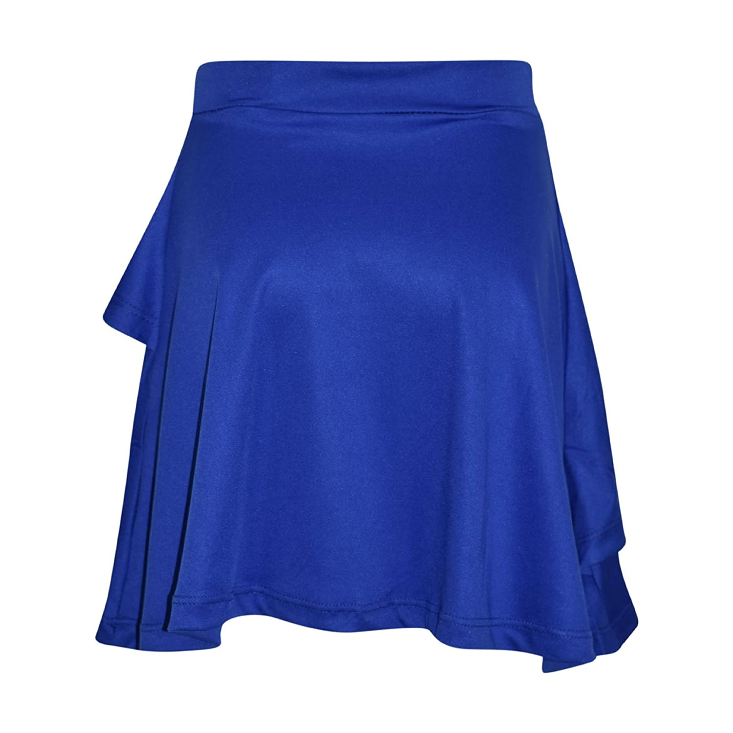 A2Z 4 Kids/® Girls Skirt Kids Plain Color Dance Double Layer Party Fashion Skirts 5-13 Year