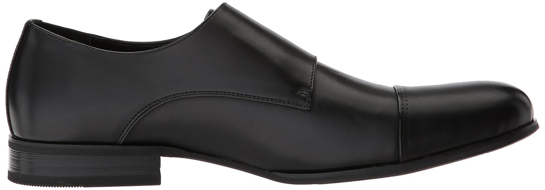 Kenneth Cole New York Mens EEL Monk Monk-Strap Loafer