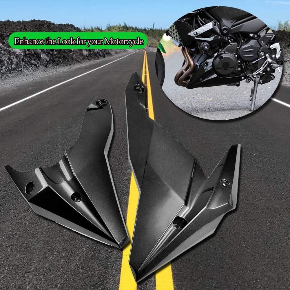 color negro Oldbones Soporte de suspensi/ón de escape para motocicleta Kawasaki Ninja 400 2018 YOSHMURA tubo de escape accesorios de motocicleta