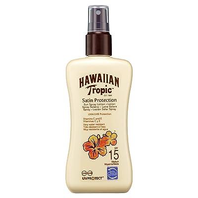 Hawaiian Tropic Locion Spray SPF15 - 200 ml