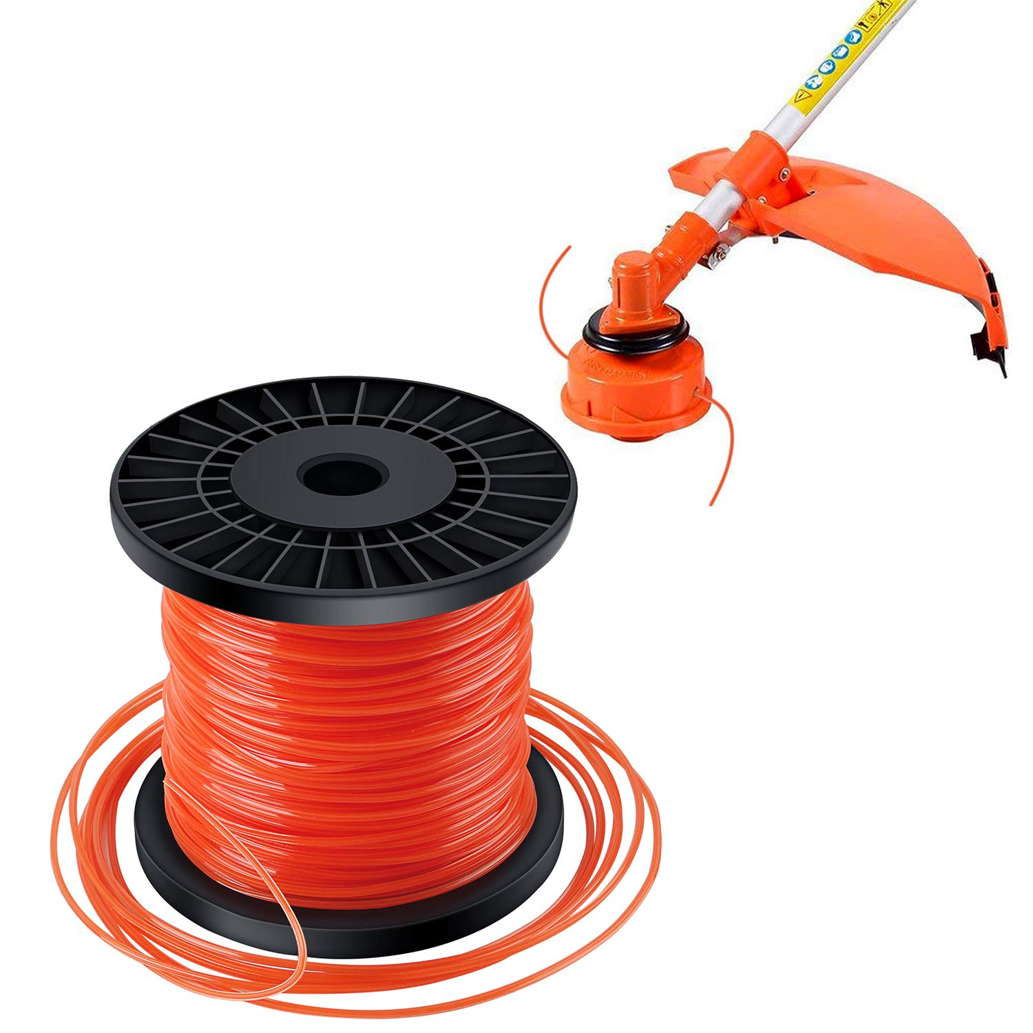 Forever Speed Hilo desbrozadora Nylon Trimmer Strimmer Line ...