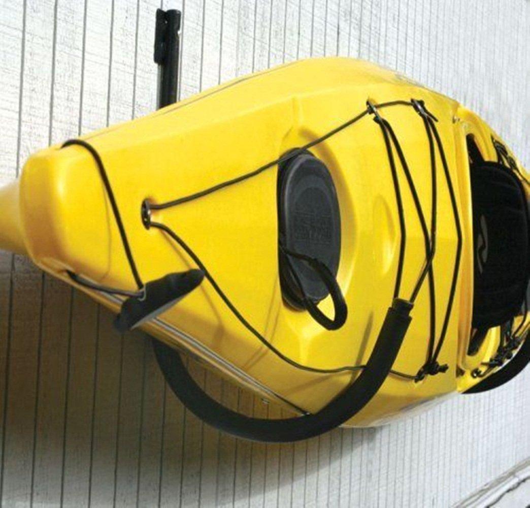 Kayak Hooks for Garage Storage Rack,wall Mount Hanger - J Hooks Water Sports