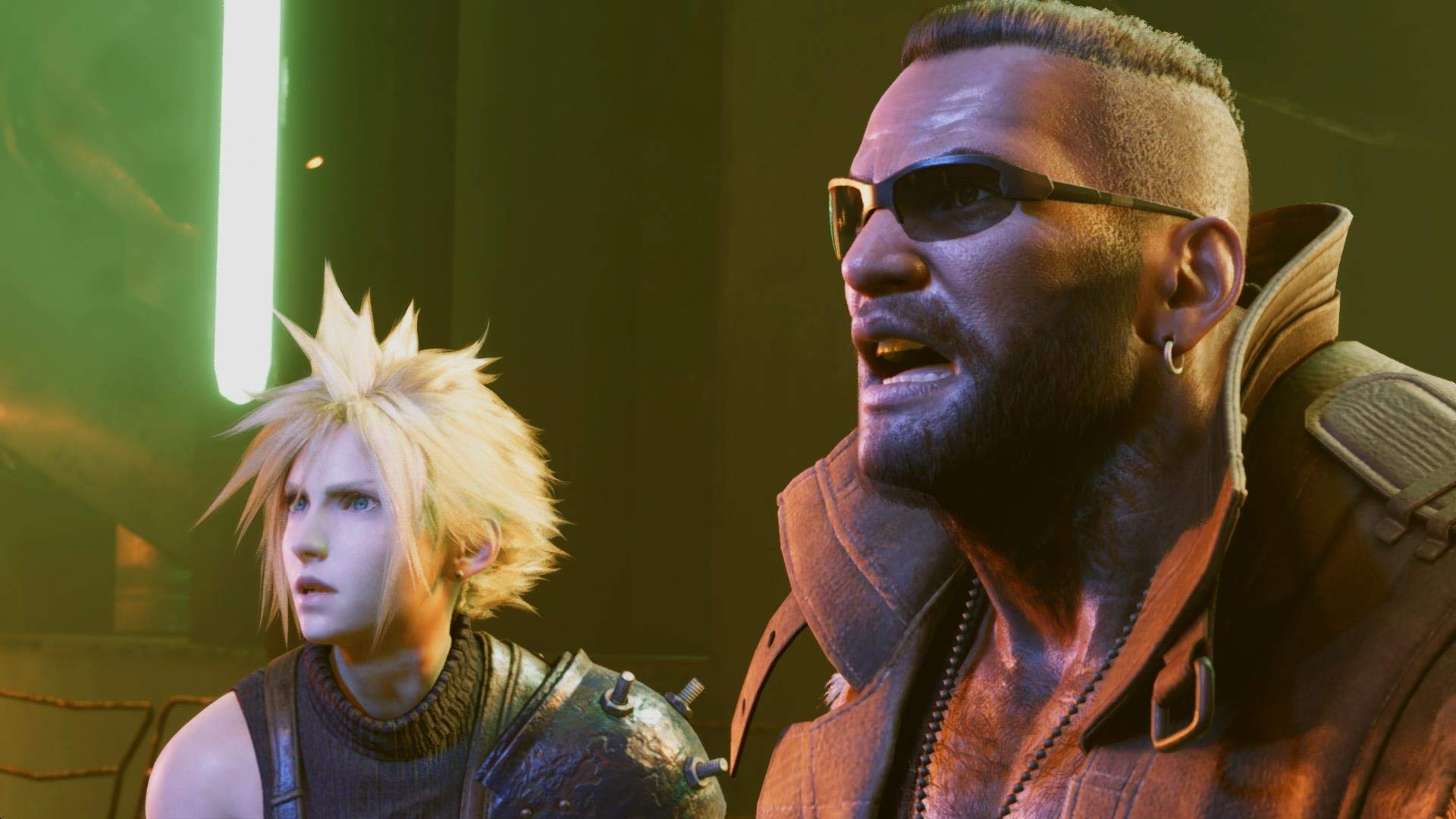 Final Fantasy VII Remake - PlayStation 4 Deluxe Edition by Square Enix (Image #7)