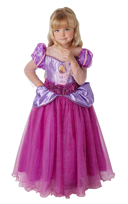 Disney Princesas Disfraz Rapunzel Premium infantil, M (Rubies Spain ...