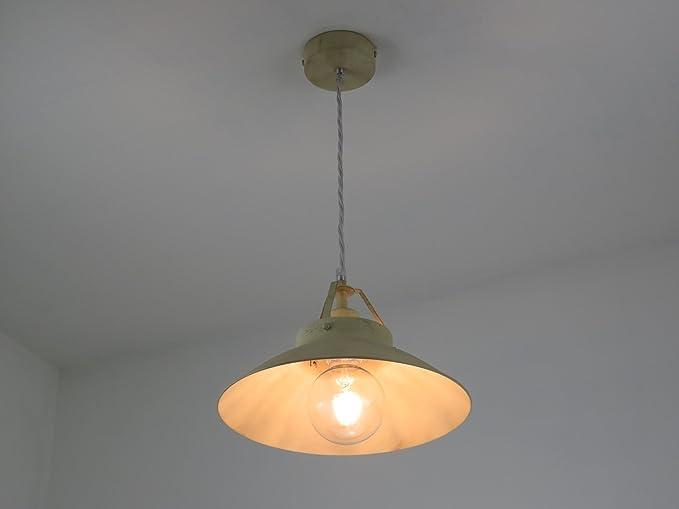 Lampadario Rustico Per Taverna : S av lampadario sospensione d cm metallo classico