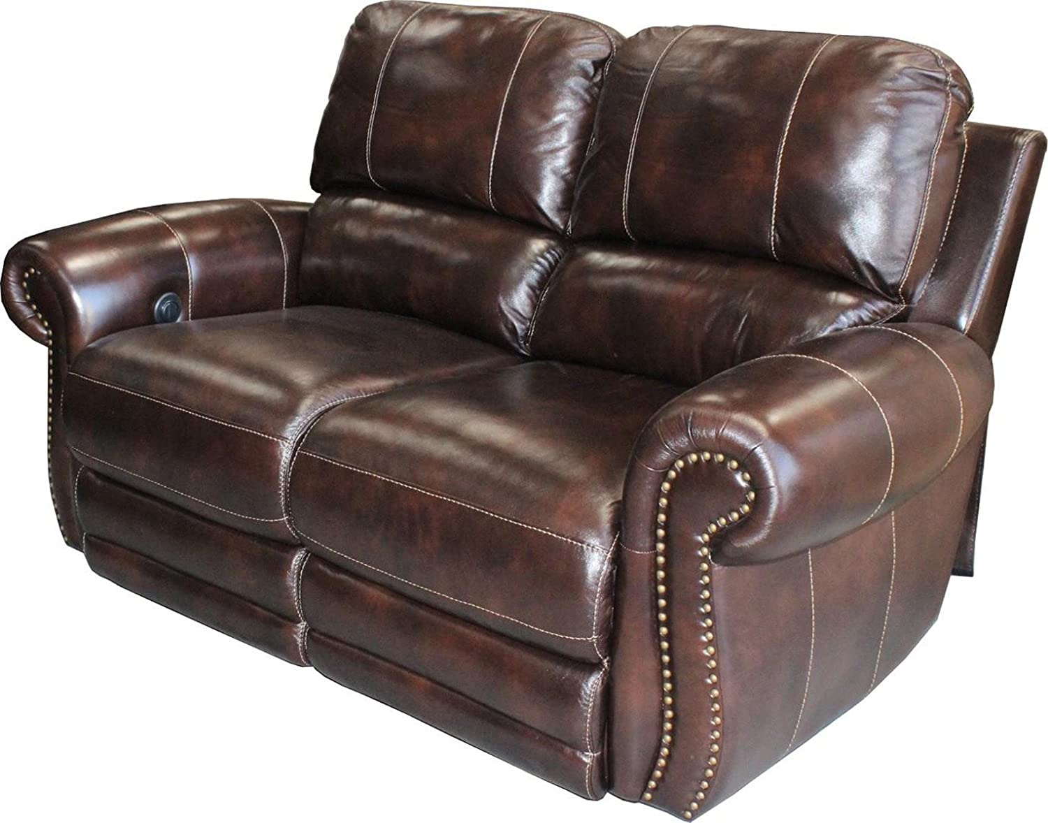 Amazoncom Parker House Thurston Living Room Set with Sofa and