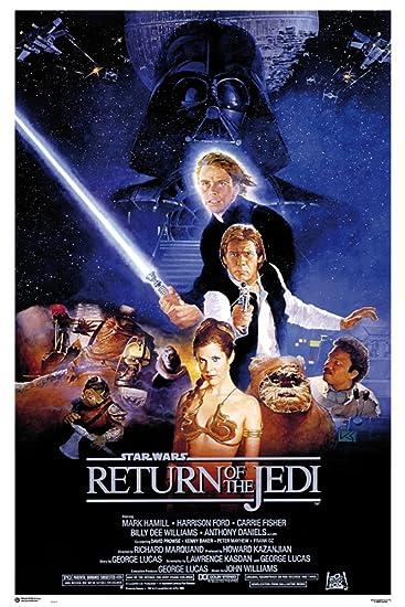 Amazon.de: Star Wars - Return Of The Jedi Prince - Filmposter Kino ...