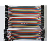 REES52 Jumper Wires Male to Male, male to female, female to female, 120 Pieces