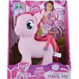 My Little Pony Pinkie Pie Scribble Me Soft Toy Washable Cuddly Stuffed Character by My Little Pony
