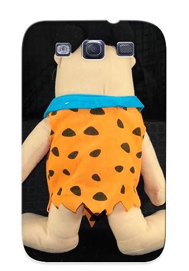 premium selection e9326 5bce5 Amazon.com: Ellent Design 15 Plush Fred Flintstone Cartoon Caveman ...