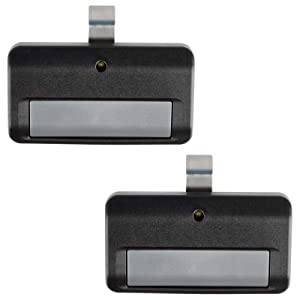 2 Garage Door Remotes for Liftmaster 891LM