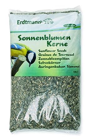 Erdtmanns Graines de Tournesol pour Oiseaux 2,5 Kg  Amazon.fr ... 30d5b5ef67fb