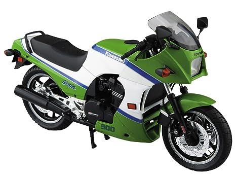 Amazoncom Aoshima 112 Bike No43 Kawasaki Gpz900r Ninja A2 Model