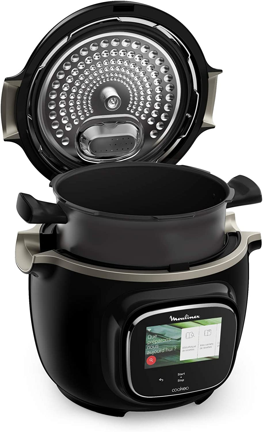 Moulinex Multi Cooker Cookeo Yaourt