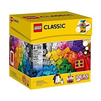 Lego 10695 Classic Bausteine Box Amazoncouk Toys Games