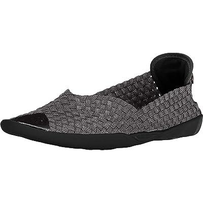 Bernie Mev Women's Dream Slip-On Flats Shoes Open Toe | Sandals