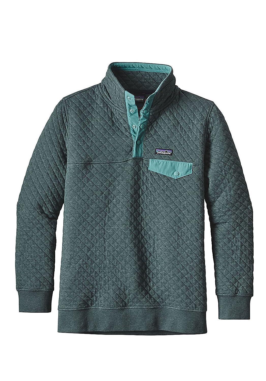 Damen Fleecejacke Patagonia Quilt Snap-T Fleece Pullover
