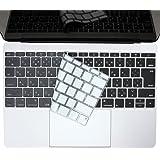 【日本正規代理店品】BEFiNE キースキン 新しいMacBook 12インチ用 キーボードカバー ベーシック ブラック BF6278