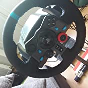 logitech g29 racing lenkrad driving force f r ps4 amazon. Black Bedroom Furniture Sets. Home Design Ideas