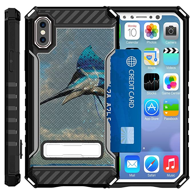 TurtleArmor - Carcasa para Apple iPhone X - Carcasa para ...