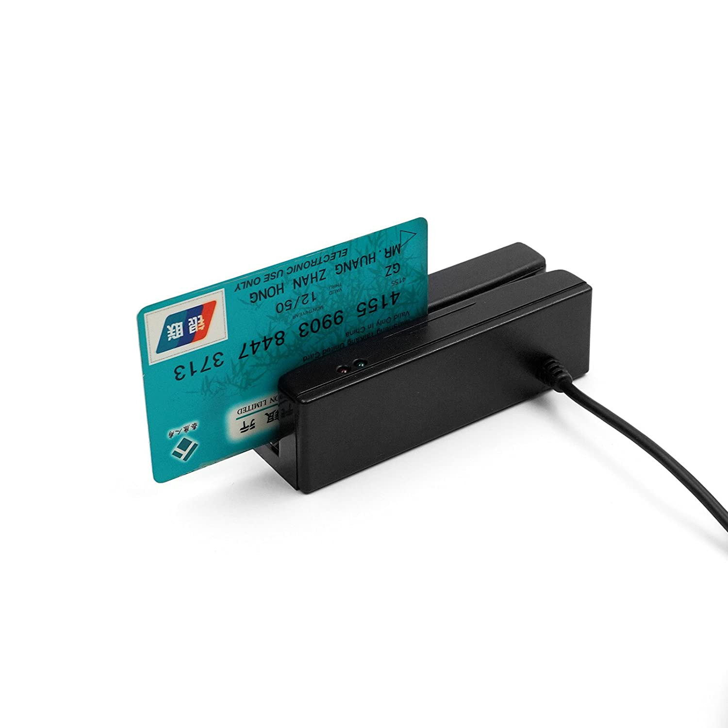 ZCS100-RF 2-in-1 Magstripe reader RFID NFC contactless card reader writer