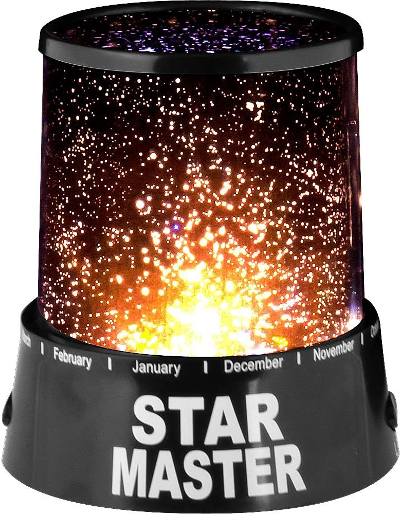 Star Projector Light - Project on the Walls and Ceiling: Amazon.es ...