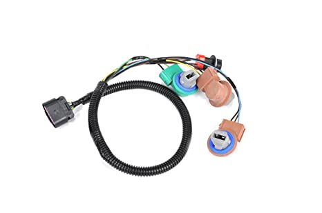 amazon com acdelco 25975983 gm original equipment tail light wiring GM Wiring Harness image unavailable
