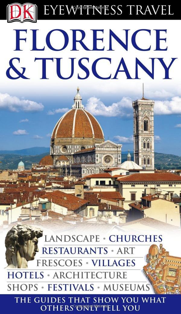 Florence and Tuscany (Eyewitness Travel Guides) pdf