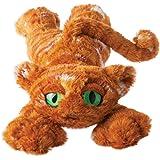 Manhattan Toy Lavish Lanky Cats Golden Ginger Plush