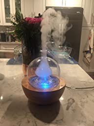 Amazon.com: Radha Aromatherapy Essential Oil Diffuser 200