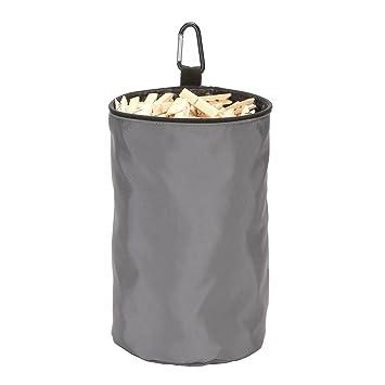 Amazon.com: VEAMOR - Bolsa para colgar pinzas de ropa ...