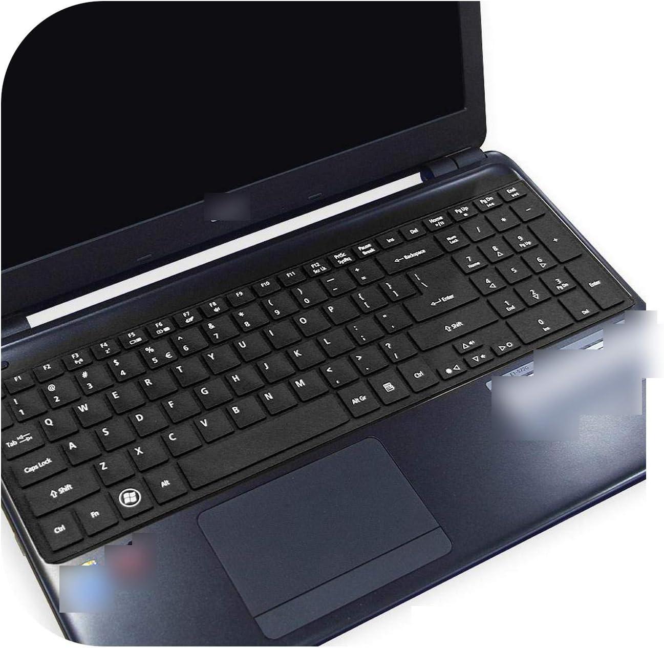 for Acer Aspire 5830 5830T 5830G 5951G 8951 5755 5950G 8950G 5951 V3 551 V3 571 572 771 772 731 15Inch Keyboard Cover Protector-Allpink