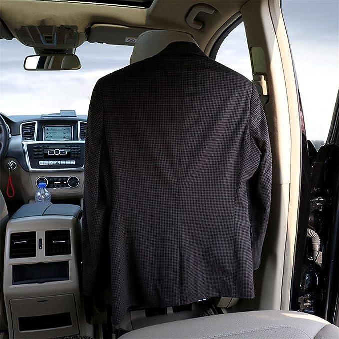 Coche Perchas SUV Colgando Gancho Frente Asiento Herramienta Calidad abdominales + Aleación por Hombre Mujer Negocio Gente Traje Ropa Poseedor Auto Vehículo ...