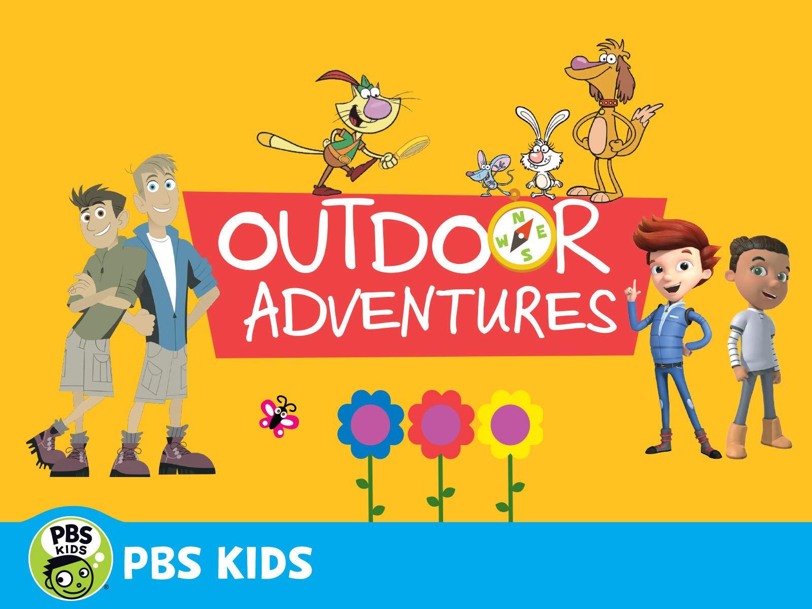 Amazon com: Watch PBS KIDS: Outdoor Adventures: Season 1