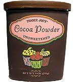 Trader Joe's Tumaco Cocoa Powder Unsweetened (Pack of Two)